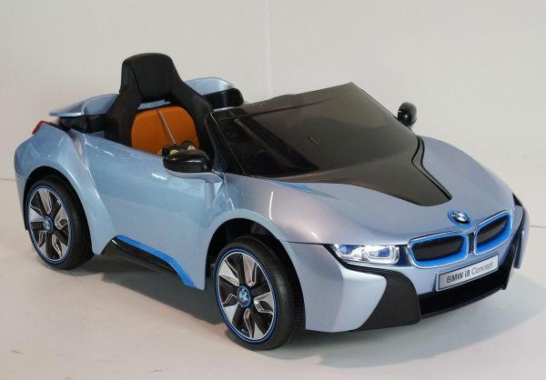Licensed Bmw I8 Je 12v Kids Ride On Power Wheels Battery Toy Car