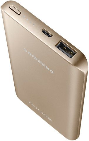 Samsung Note 5 AFC Battery Pack 5200mAh Gold