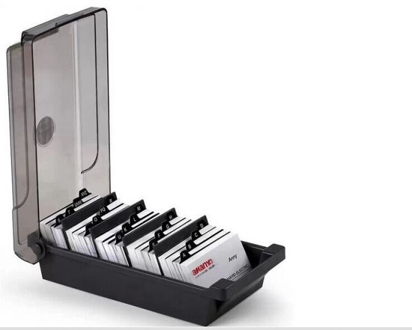 Souq business card holder rolodex with alphabet uae business card holder rolodex with alphabet colourmoves