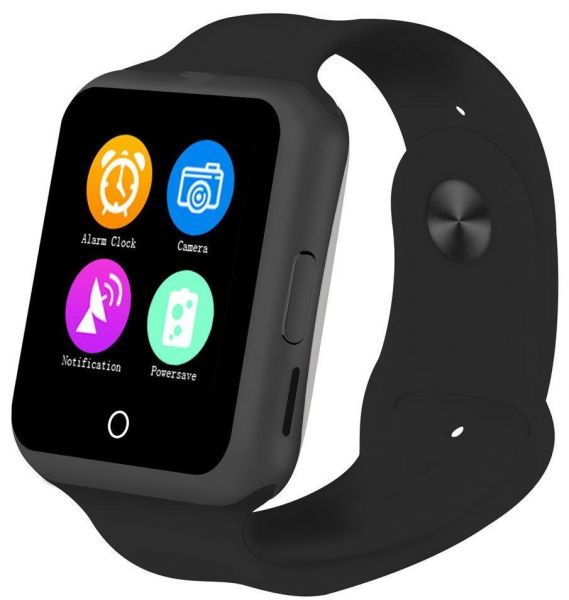 Smart Watch by Lemfo, Black | KSA | Souq