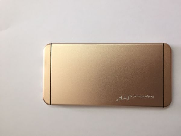IPhone Design - 10000 MAH Power Bank powered with polymer fast charging battery   Souq - UAE