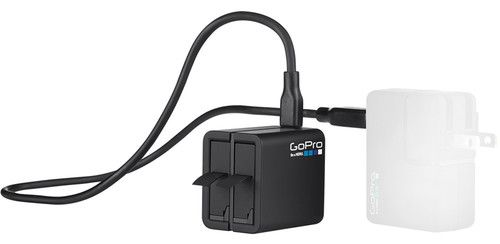 GoPro Dual Battery Charger with Battery for HERO4 - AHBBP-401