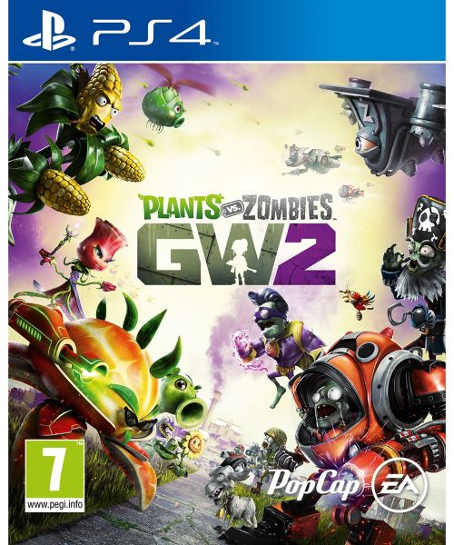 Plants Vs Zombies : Garden Warfare 2 By Popcap Games Region 1   PlayStation  4
