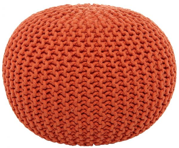 Truly Handcrafted Pouf Foot Rest Cotton With EPS Balls Filling Awesome Pouf Filling