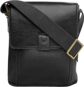 Hidesign Aiden 03 Small Messenger Bag for Men - Genuine Leather cee1e78ccbf4b