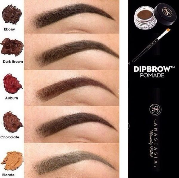 anastasia beverly hills dipbrow pomade auburn from anastasia review and buy in riyadh. Black Bedroom Furniture Sets. Home Design Ideas