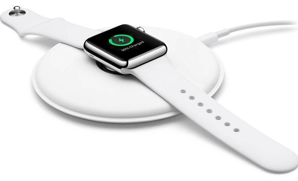 Apple Watch Magnetic Charging Dock, White