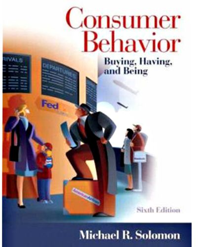 Consumer Behaviour Buying Having And Being Pdf