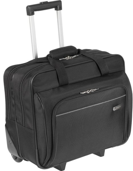 Targus Executive 15 6 16 Inch Laptop Roller Bag Black Tbr003eu