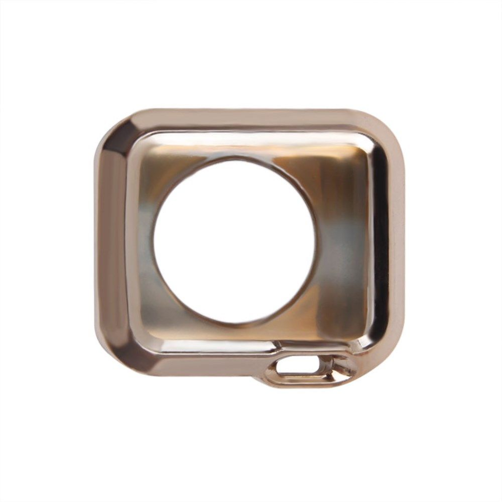 Apple Watch 38mm - Electroplated TPU Protective Cover – Champagne
