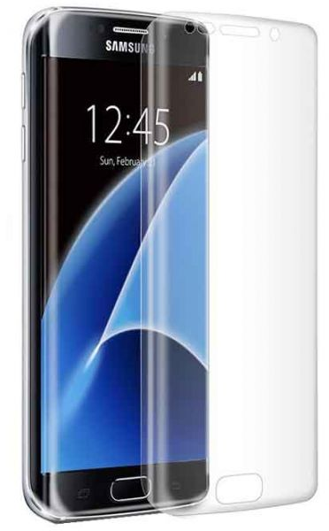 For Samsung Galaxy S7 Edge Hd Curved Full Screen Glass Protector