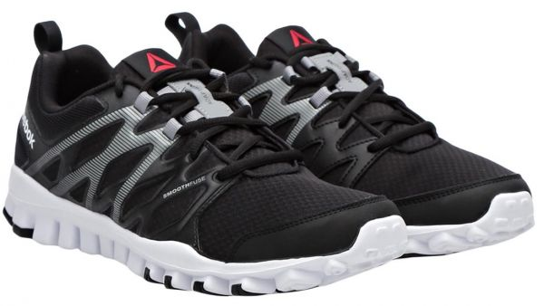 Reebok V72116 Realflex Train 4.0 Running Shoes for Men - 8 US 8e4c108be87