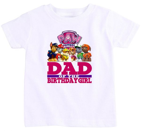 Princesses R Us Dad Of The Birthday Boy T Shirt For Men