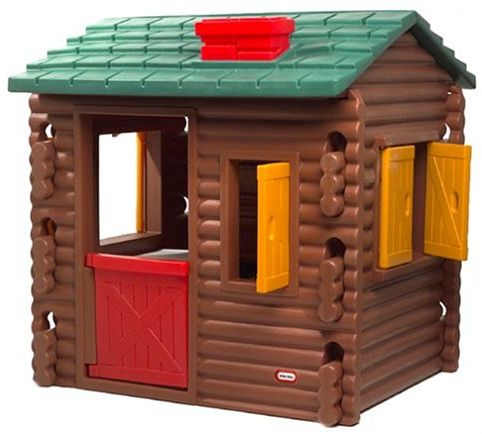 Little Tikes Log Cabin 486900070 Souq Uae