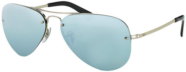 3f58120a24 Ray-Ban Aviator Iconic Sunglasses for Men - RB3449-003 30 59