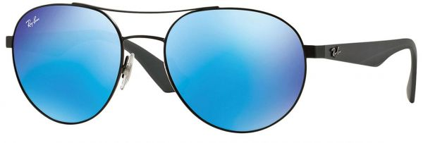 92107d5439 ... Round Sunglasses for Men - RB3536-006 55 55. by Ray-Ban