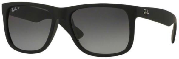 a6ea8ebcb6 Ray-Ban Justin Square Sunglasses for Men - RB4165-622-T3