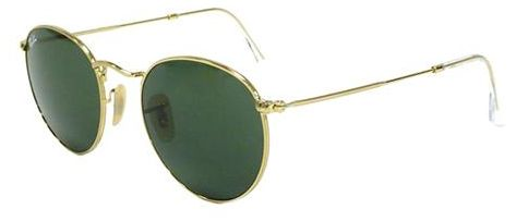 80b39f14a671e5 ... Round Unisex Sunglasses - RB3447-001. by Ray-Ban, Eyewear - 2 reviews
