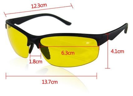 Driving Sunglasses Review  anti glare day night vision goggles driving sunglasses for men
