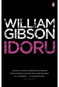Idoru by William Gibson - Paperback
