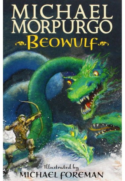 Image result for beowulf michael morpurgo