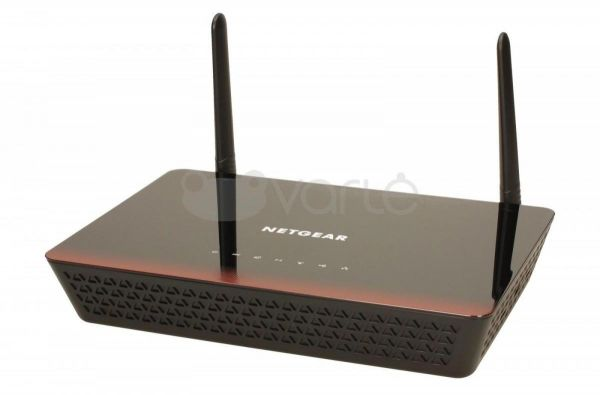 New Drivers: NETGEAR D6000 Router