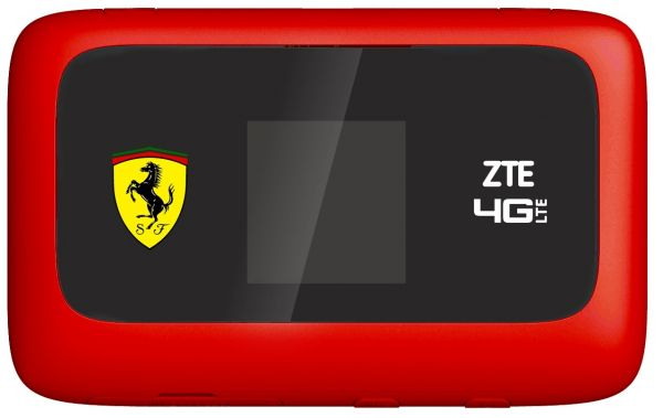 Ferrari Router LTE 4G Uif Mobile WiFi by ZTE , MF910