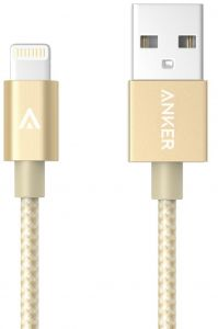 Nylon Lighting Cable For Iphone 6 6s By