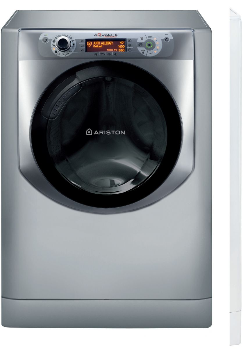 Ariston Washing machine 11 kg , silver , AQ113D 497X EX 60HZ