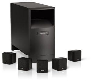 Shop bose home theater systems at sonyboseeurostar ksa souq bose acoustimass 6 iii 51 channel home entertainment speaker system sciox Choice Image