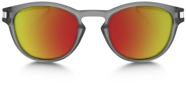 fc3f97bf95 Oakley Latch Polarized Matte Grey Ink Men s Sunglasses - OO9265-15. by  Oakley