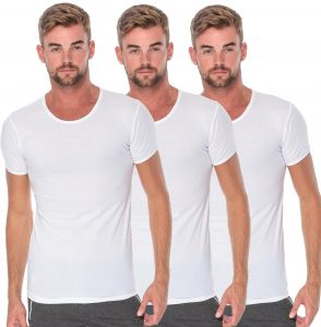 2ee6ece3239886 Cottonil Combed Undershirt For Men Pack Of 3 - Xl