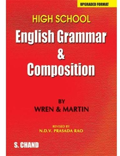 Souq high school english grammar composition by wren paperback 12000 aed fandeluxe Images