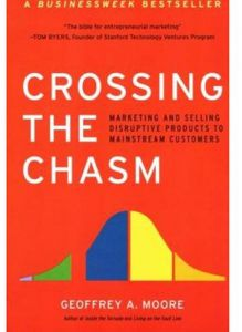 Crossing the Chasm by Geoffrey A. Moore - Paperback