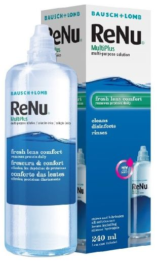 62f97f274 ReNu Multi Plus Contact Lenses Solution - 240ml | مصر | سوق
