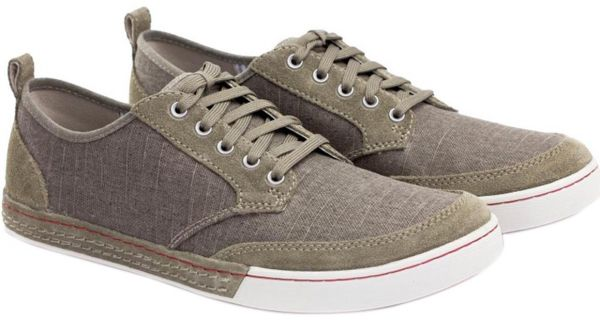 Clarks Green Fashion Sneakers For Men