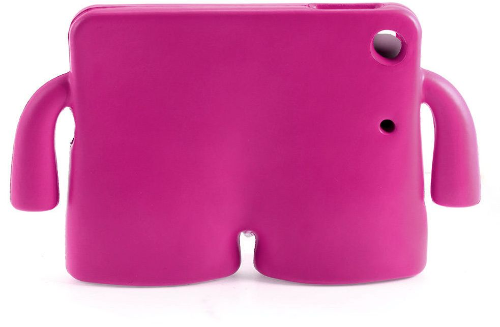 Kids Safe EVA Foam Shock proof Case Stand Handle Cover for iPad 2 3 4 Pink