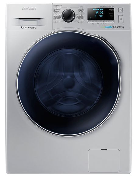 Samsung 8 Kg Washer And 6 Kg Dryer With Digital Inverter Motor ... 6204eaca19
