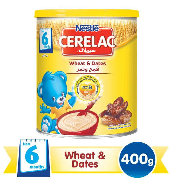 How To Make Cerelac Baby Food
