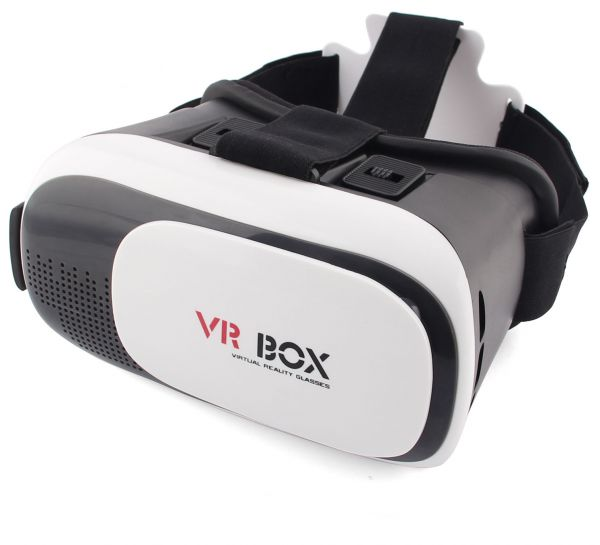 5f1d50b25292 VR BOX V2.0 Virtual Reality Google Cardboard 3D Glasses Headset For iPhone