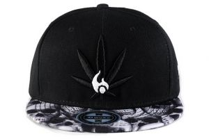 8fe16e9293c Men Outdoor Flat-brimmed Hat Adjustable Snapback Hat Canvas Baseball Cap Hip -Hop Cap