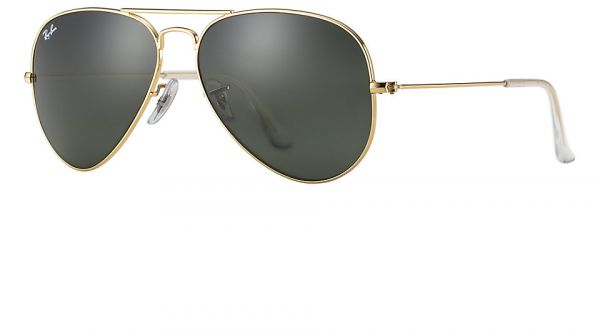 sunglasses online exj9  Ray Ban Aviator Classic Gold Unisex Sunglasses