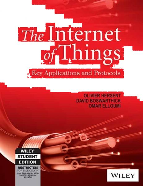 the internet of things hersent olivier boswarthick david elloumi omar