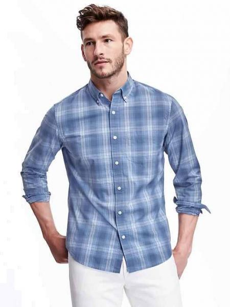 29ee997f358 Old Navy Multi Color Cotton Shirt Neck Shirts For Men