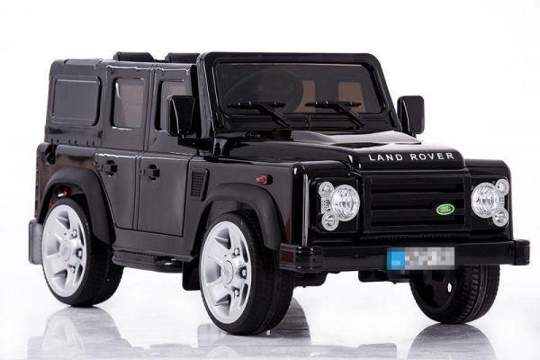 wingo reliance land rover defender 12v kids ride on jeep. Black Bedroom Furniture Sets. Home Design Ideas