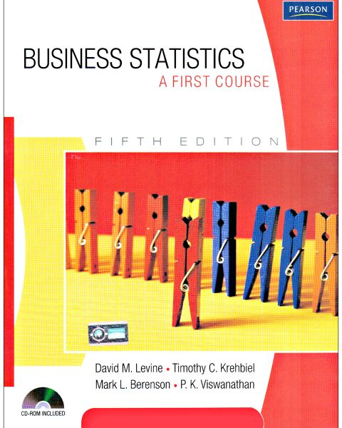 Business Statistics A First Course by David M. Levine - Paperback