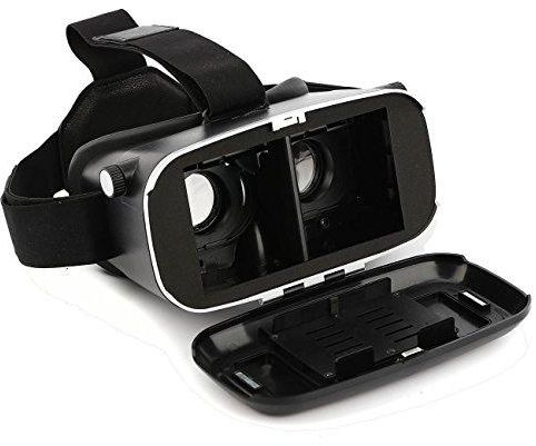 Shinecon VR glasses Virtual Reality Headset for iphone & android with remote