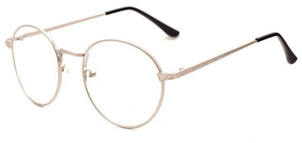 fb773fe9062 Round Circle Clear Lens Eyeglasses Unisex Glasses