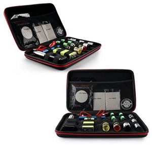 Coil Master Bag Case Portable Bag for Coil and Vaping Supplys