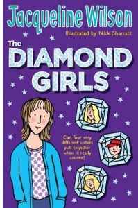 The Diamond Girls by Jacqueline Wilson - Paperback